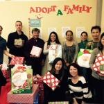 Adopt A Family 2014 Holidays Paramount Export Company