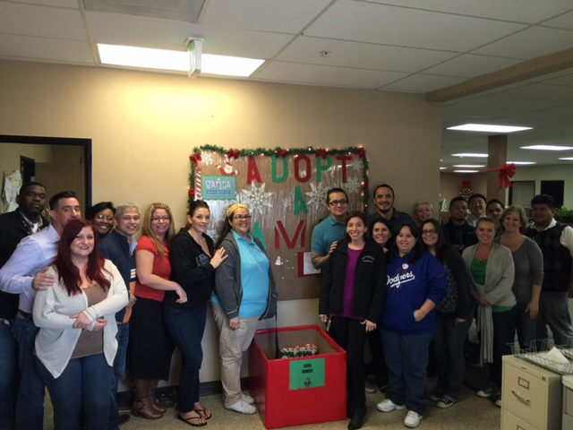 Paramount Employees Giving Back to the Community : Paramount ...
